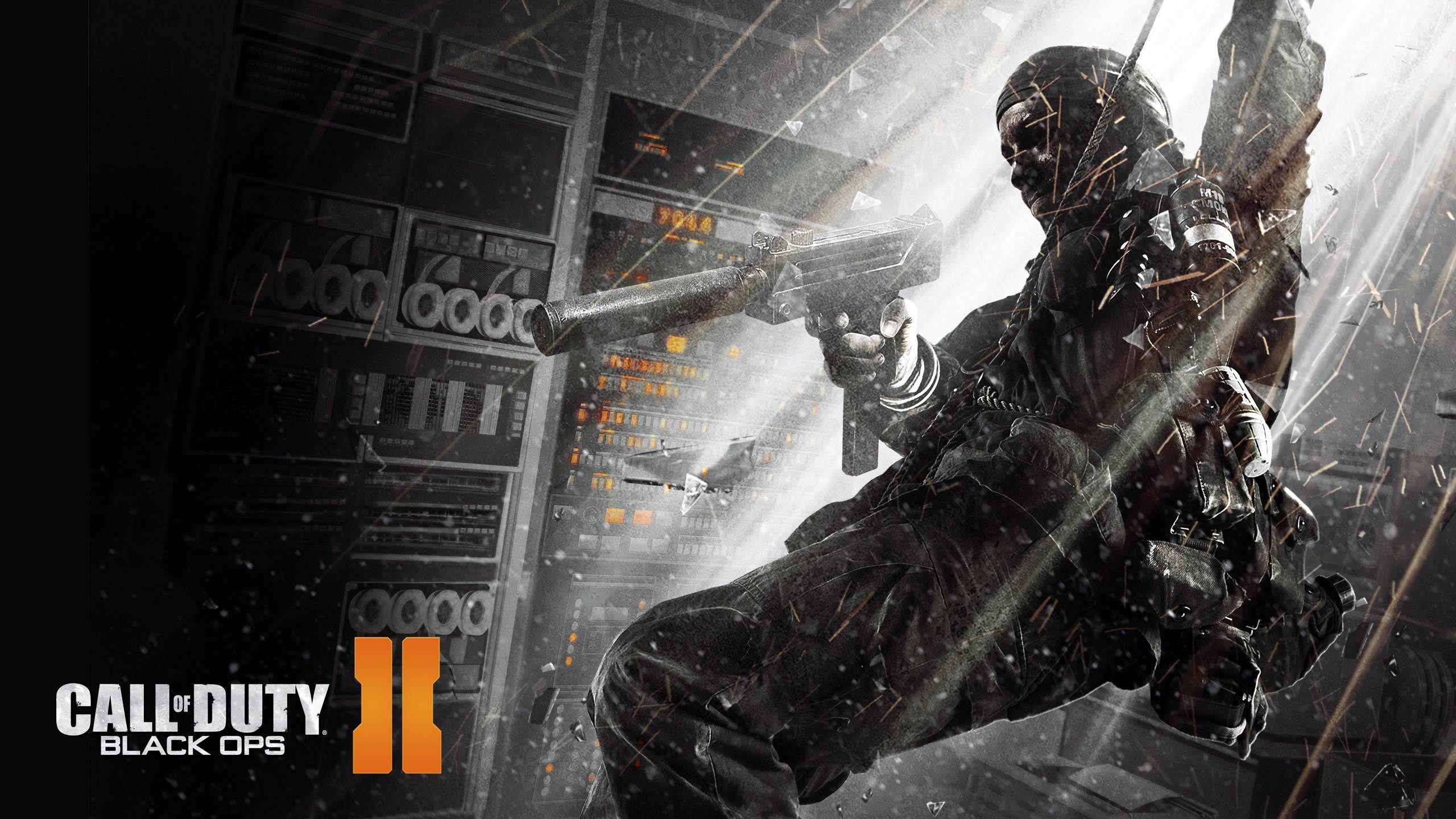 Call Of Duty Black Ops Ii Hd Desktop Wallpaper Widescreen High