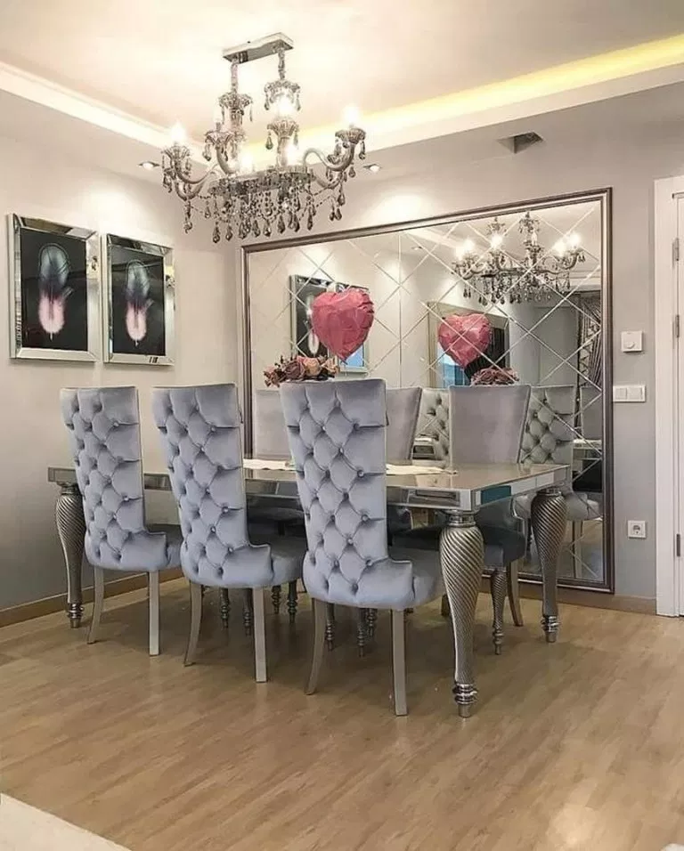 92 Fantastic Dining Room Decoration Ideas For 2019 6 With