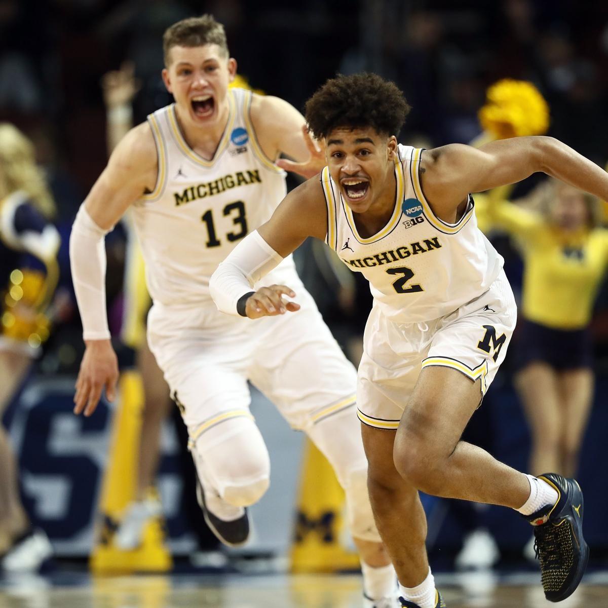 Michigan's Jordan Poole Hit BuzzerBeater Identical to