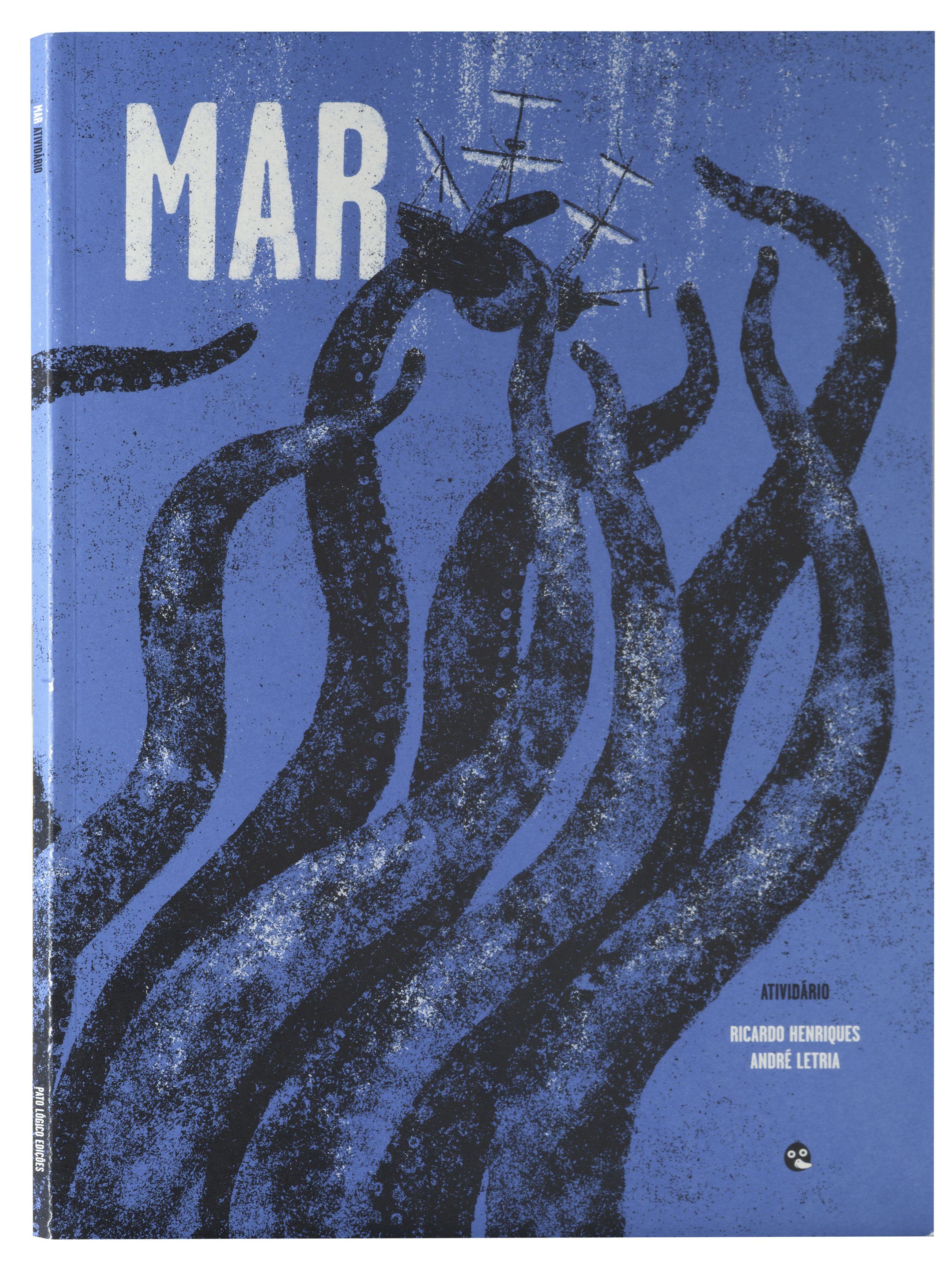 Mar testo di Ricardo Henriques, illustrazioni di André Letria Pato ...