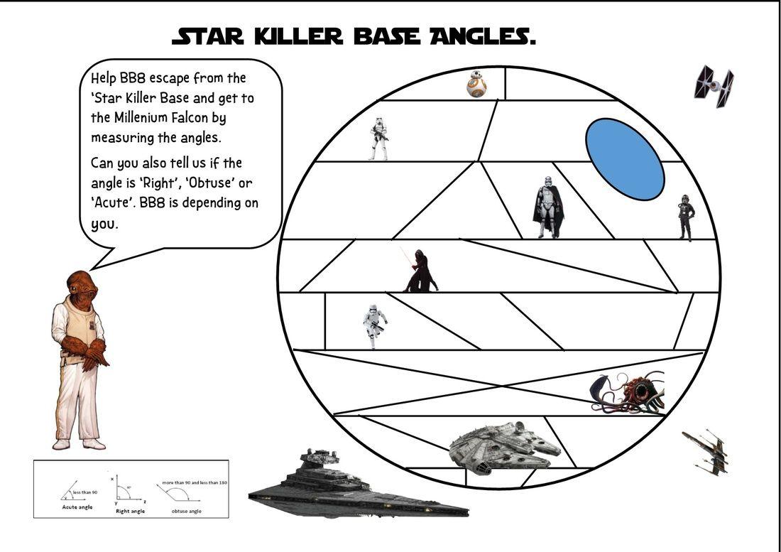 Star Killer Base Angles