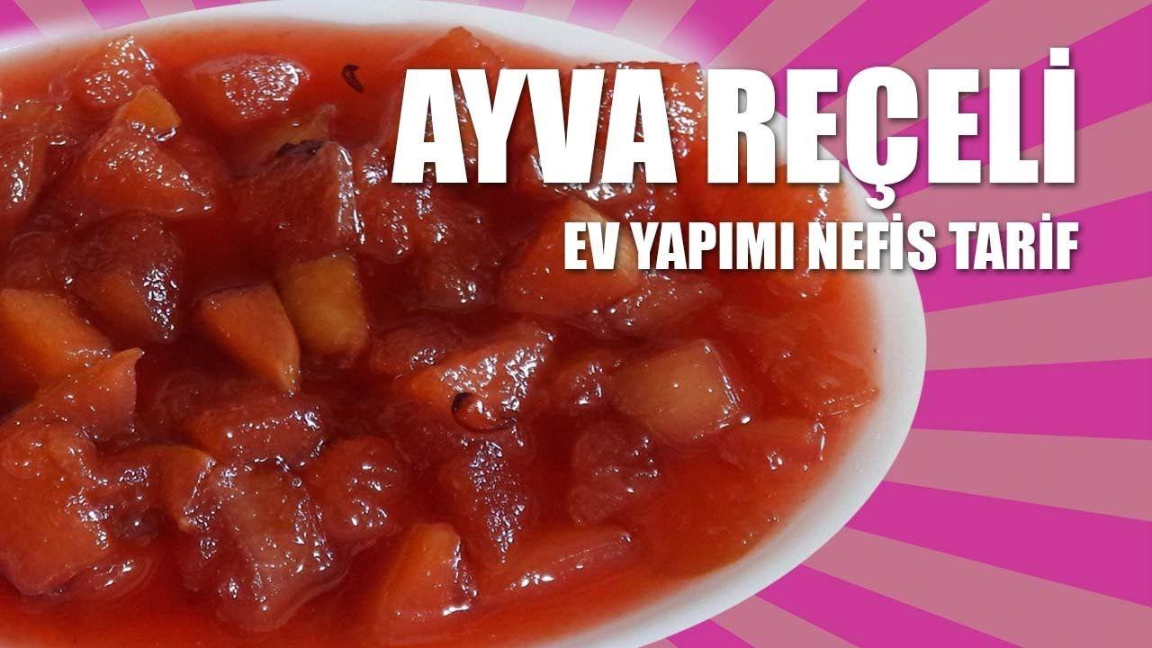 Ayva Reçeli (Rende)