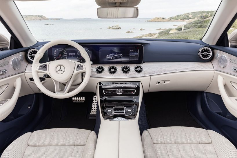 Mercedes Benz E Class Cabriolet Is The Latest 4wd Coupe Mercedes