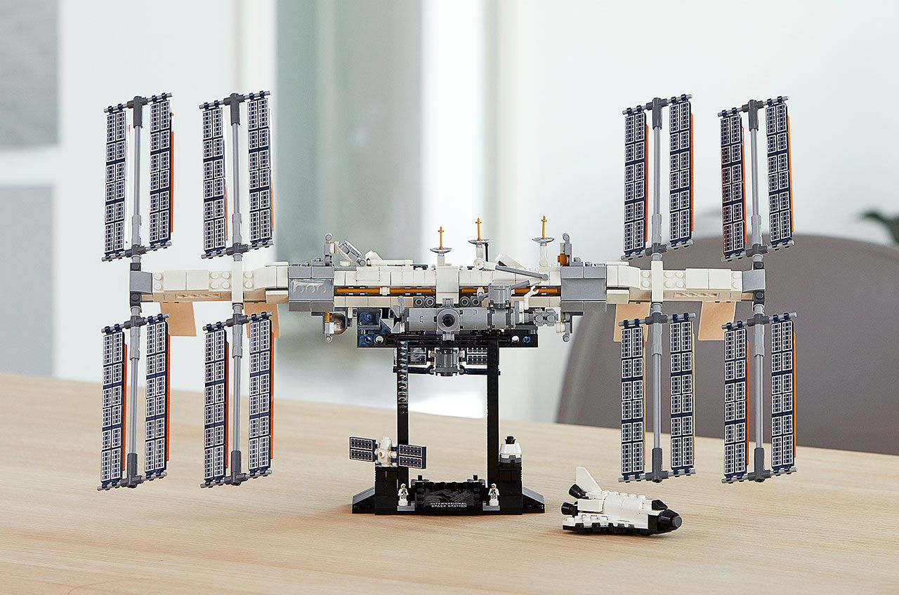 Lego Is Launching An International Space Station Toy Model