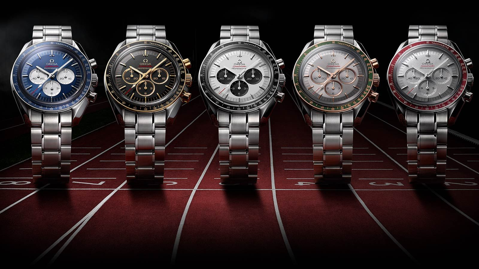 Best Watches 2020 Speedy Tuesday Olympic Games 2020 Speedmaster For the Japan Market