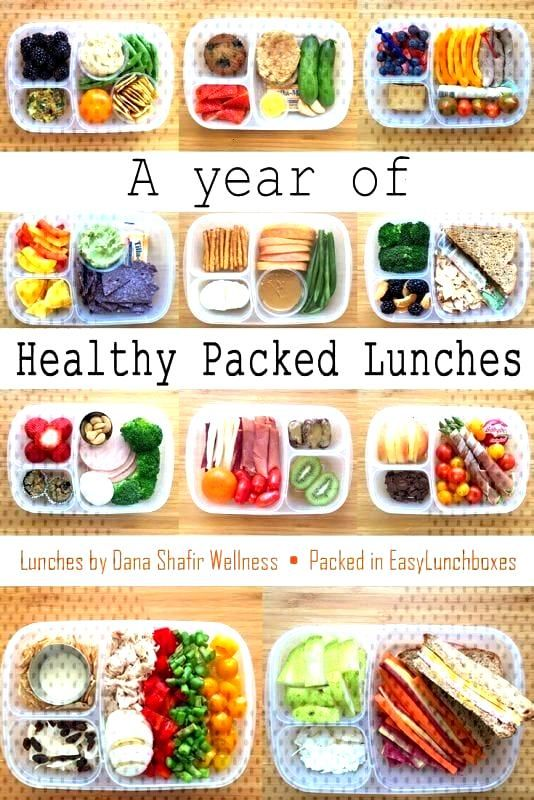 Back to School: School Lunches Your Kids Will Actually Eat -