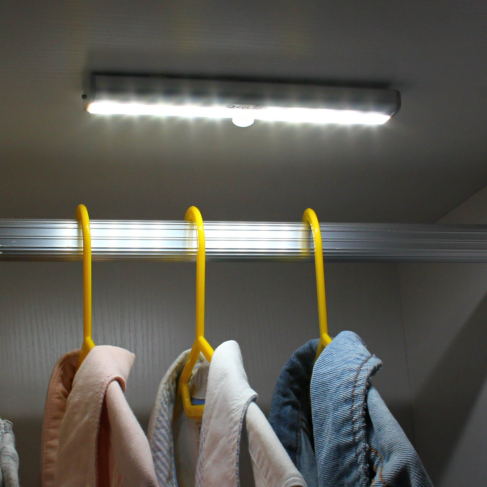 Oxyled Motion Sensor Closet Lightscabinet Lightdiy Stickon