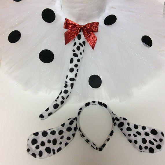 DIY 101 Dalmatians for spirit week or Halloween costume # ... |Dalmation Dance Costume
