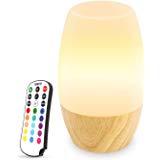 Umiwe Touch Nachtlicht Lampe Fur Schlafzimmer Wohnzimmer Tragbaren Tisch Nachttischlampen Mit Wiederaufladbaren I Nachttischlampe Schlafzimmer Lampe Nachtlicht