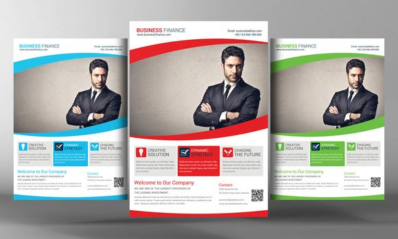 Check Out Corporate Business Flyer Template By Corporate Flyers