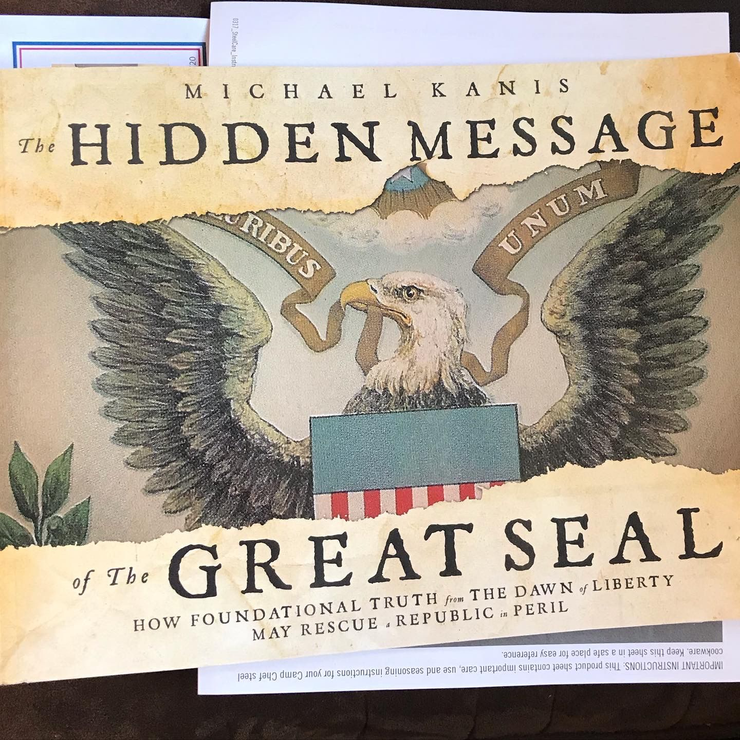 Reviewing The Hidden Message Of The Great Seal In