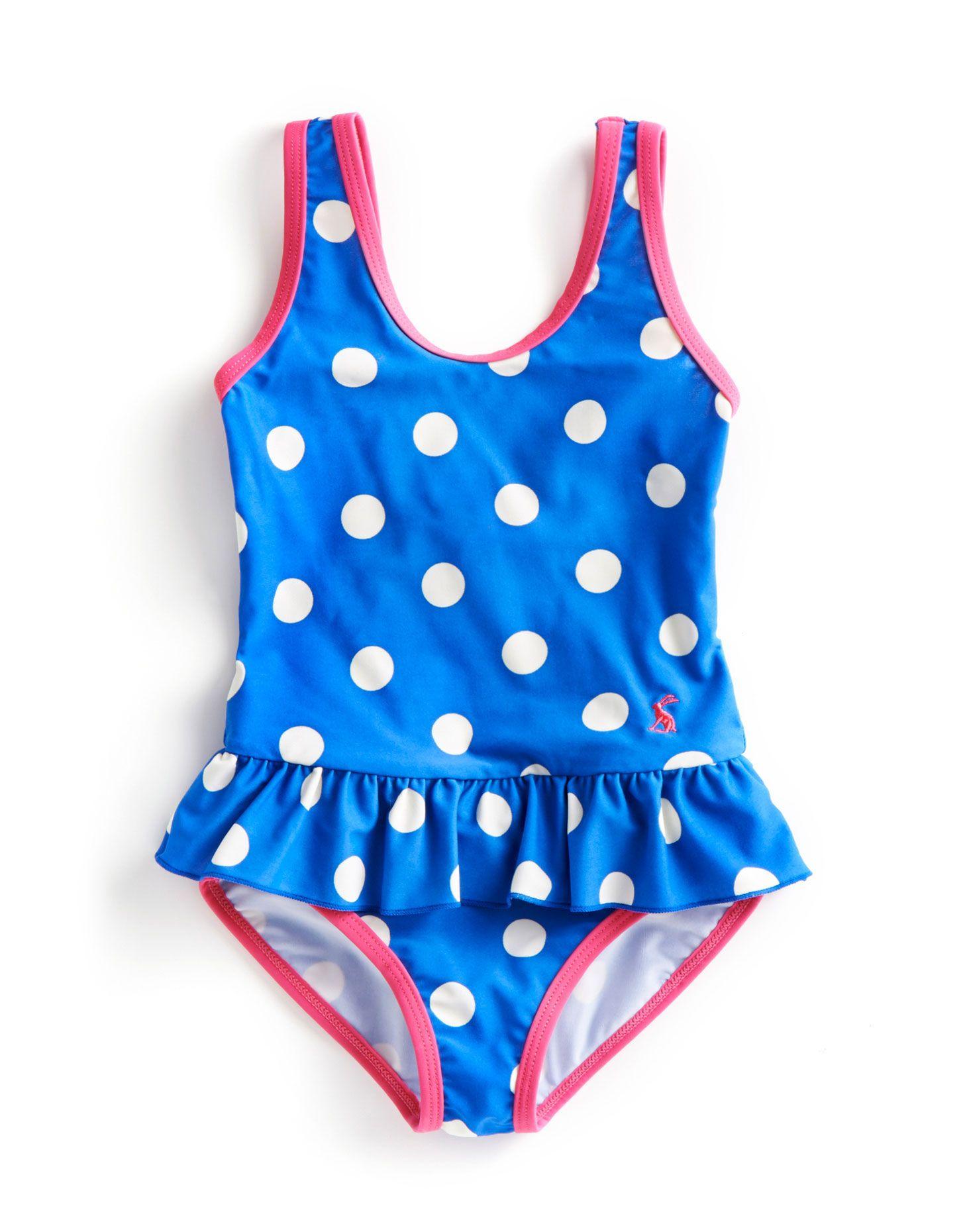 e0d3babbc9 JNR SANDY Girls Swimming Costume-JOULES SS13 | kid fashion | Girls ...