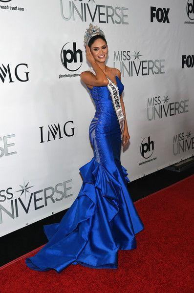 Miss Universe - Miss Philippines at 2015 - Pia Wurtzbach | Pia ...