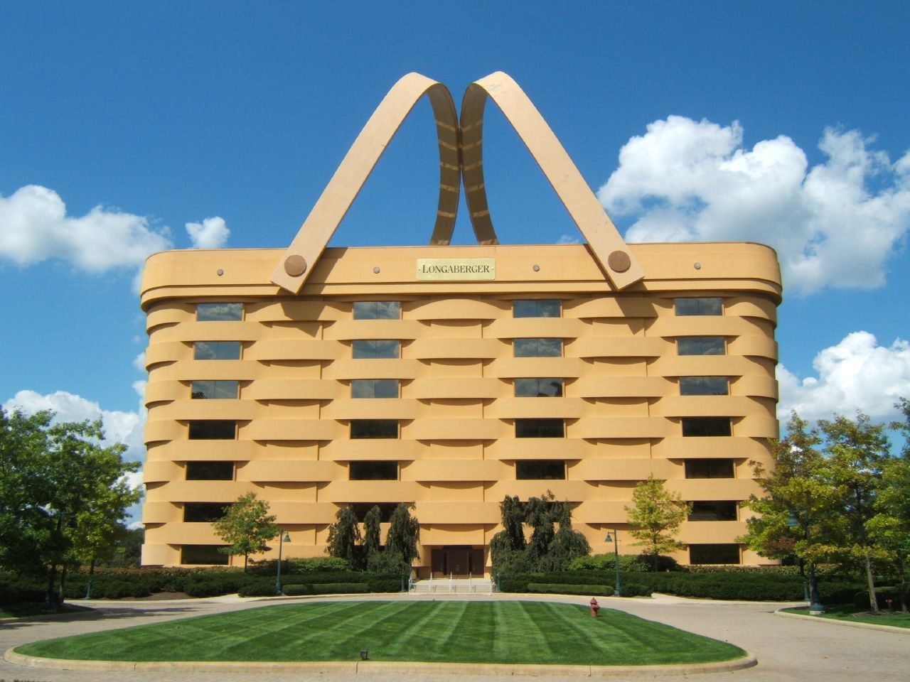 Building · The Basket House