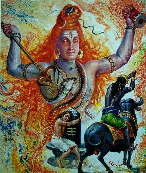 Lord Shiva Blessings: Google+