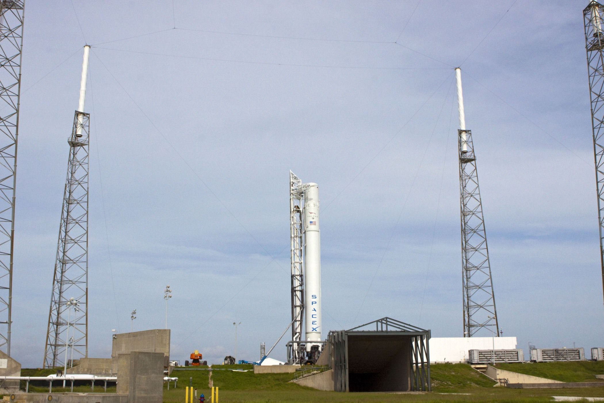 Nasa coverage set for oct 7 spacex launch to space
