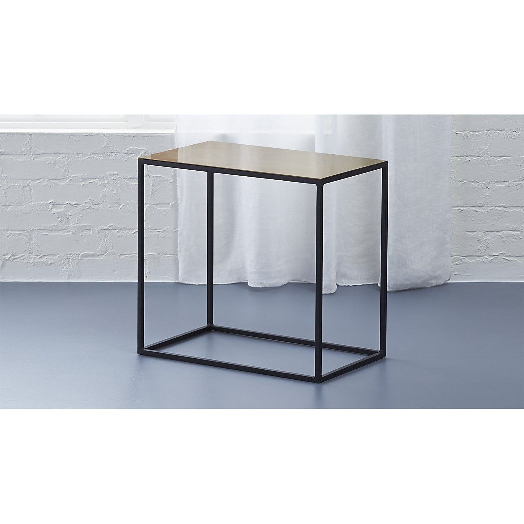 Nolita Side Table Living Room Loft Side Table Table [ 1050 x 1050 Pixel ]