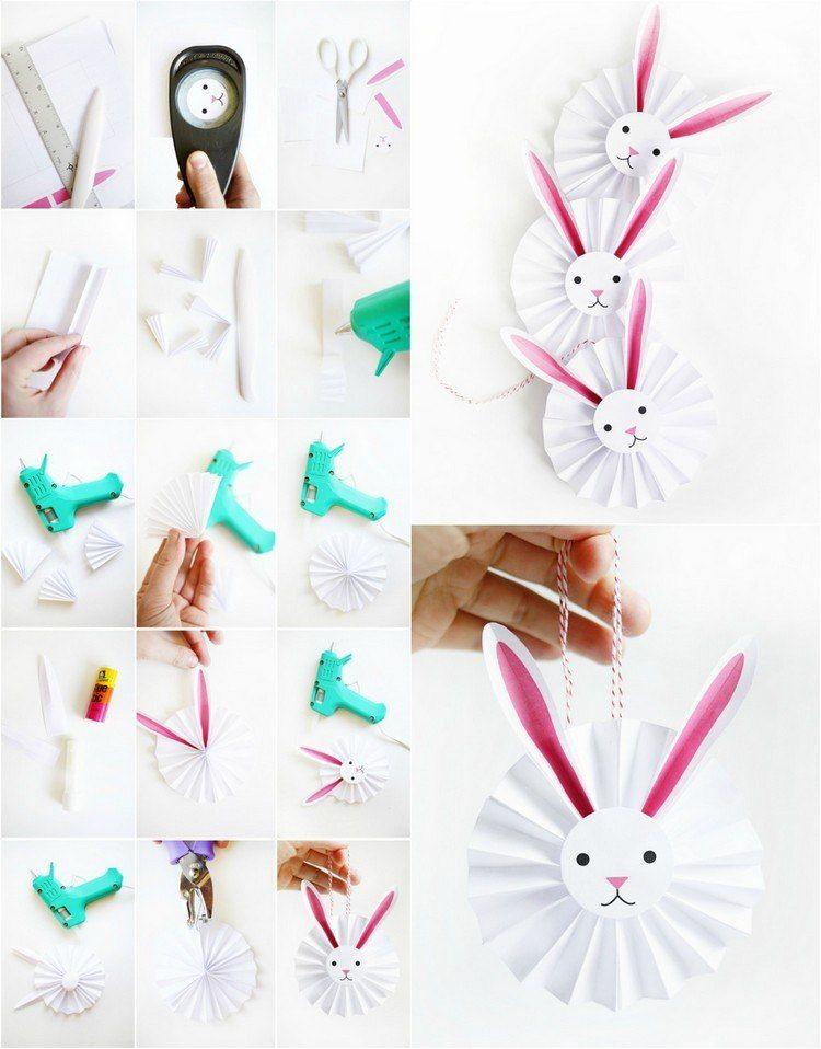 Rosetten aus Papier selber machen | DIY Ideen | Pinterest