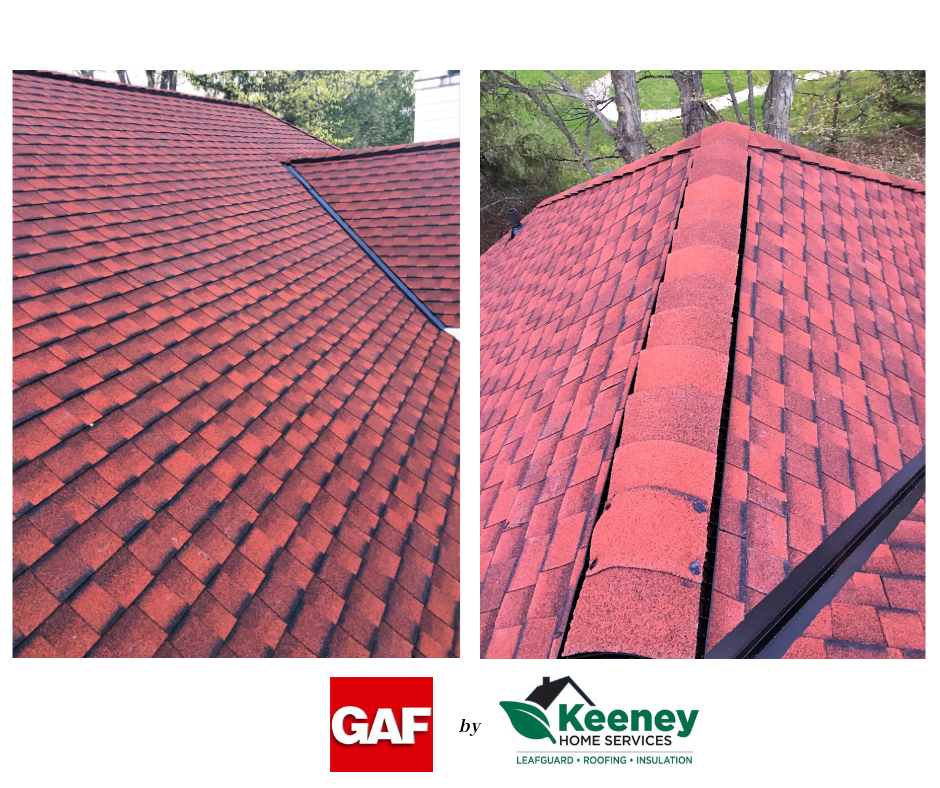 Gaf Roofing After How To Install Gutters Seamless Gutters Roof Problems
