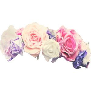 Flower Crowns Transparent Google Search Overlays Pinterest