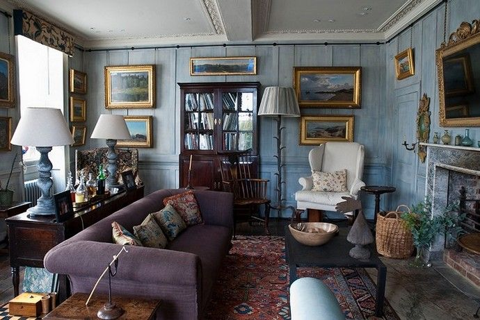 Top 100 Leading Interior Designers By House Garden Full List Country House Interior Country House Decor Interior Design