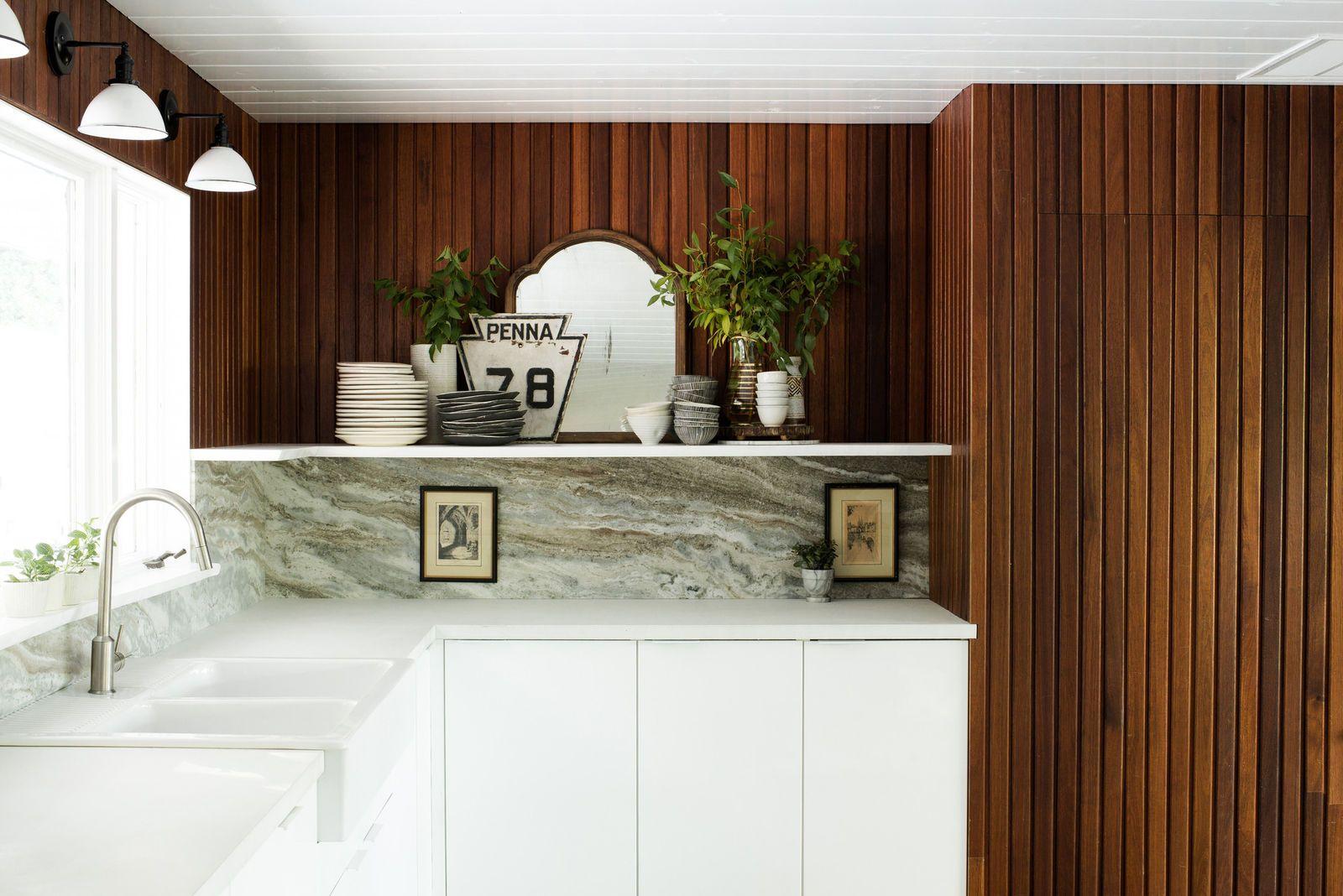 House Tour :: Luxuriously Minimal Mid-Century Modern Home - coco kelley