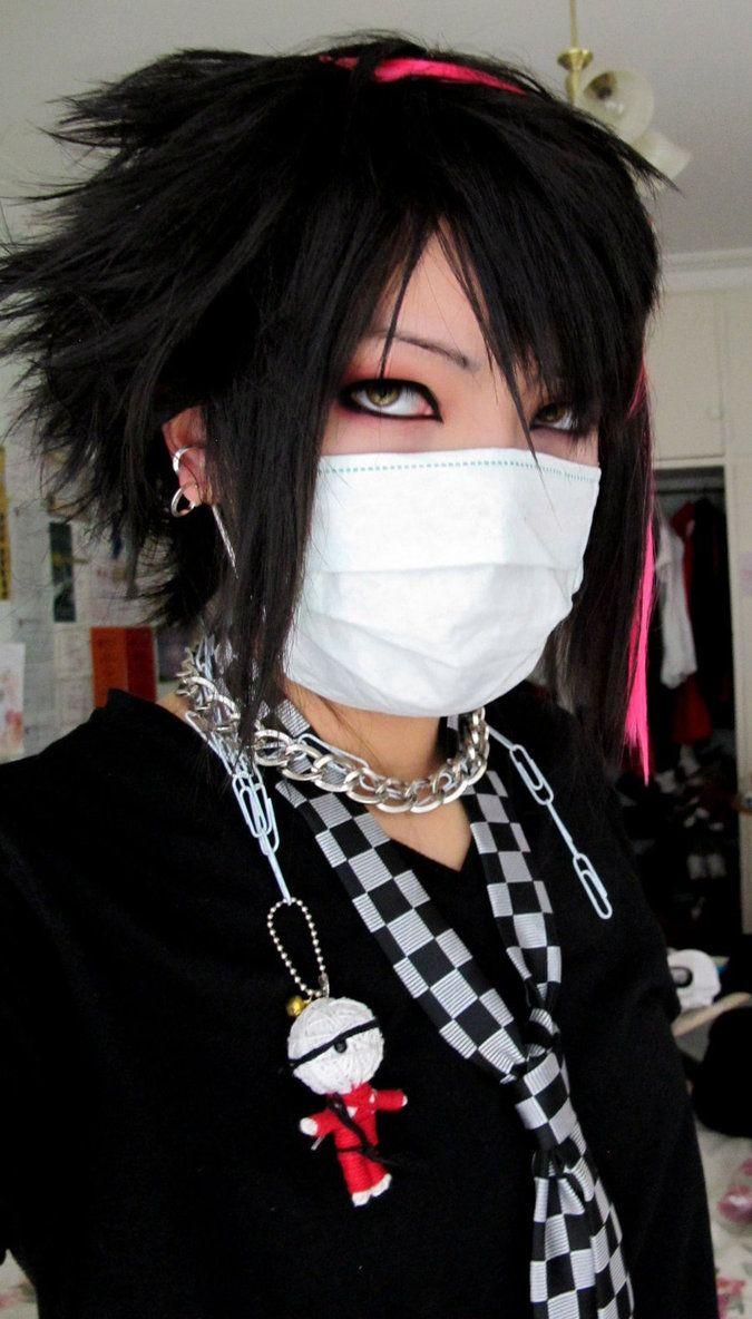 Visual Kei Hair Boy Www Imgkid Com The Image Kid Has It