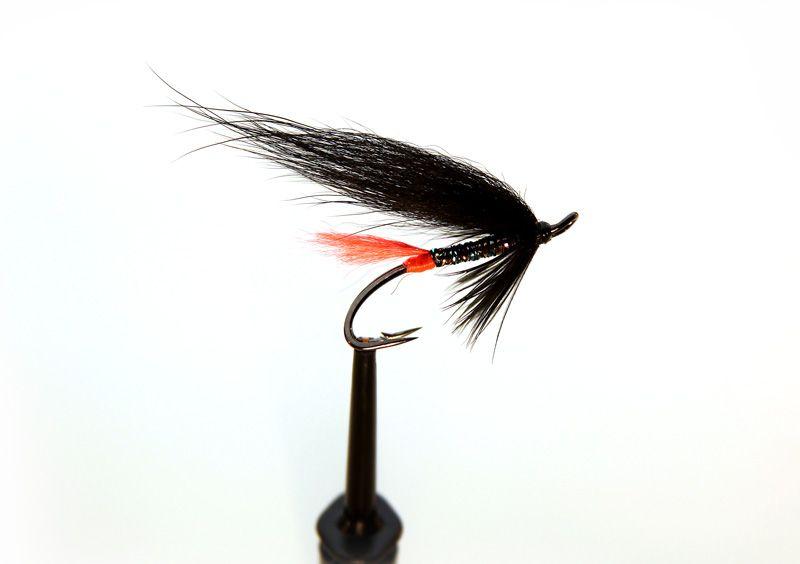 Webbshopen Salmon Flies Hair Wings Fly Fishing