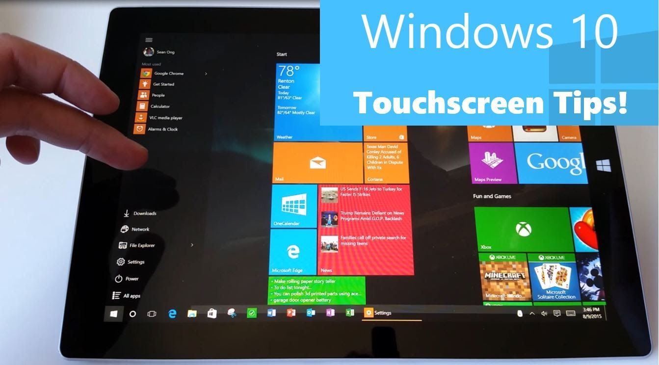 how to make your windows 10 desktop come to life
