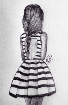 Resultado De Imagen Para Dibujos Bacanos Para Espanol Hipster Girl Drawing Dibujos Hipster Arte Dibujos En Lapiz