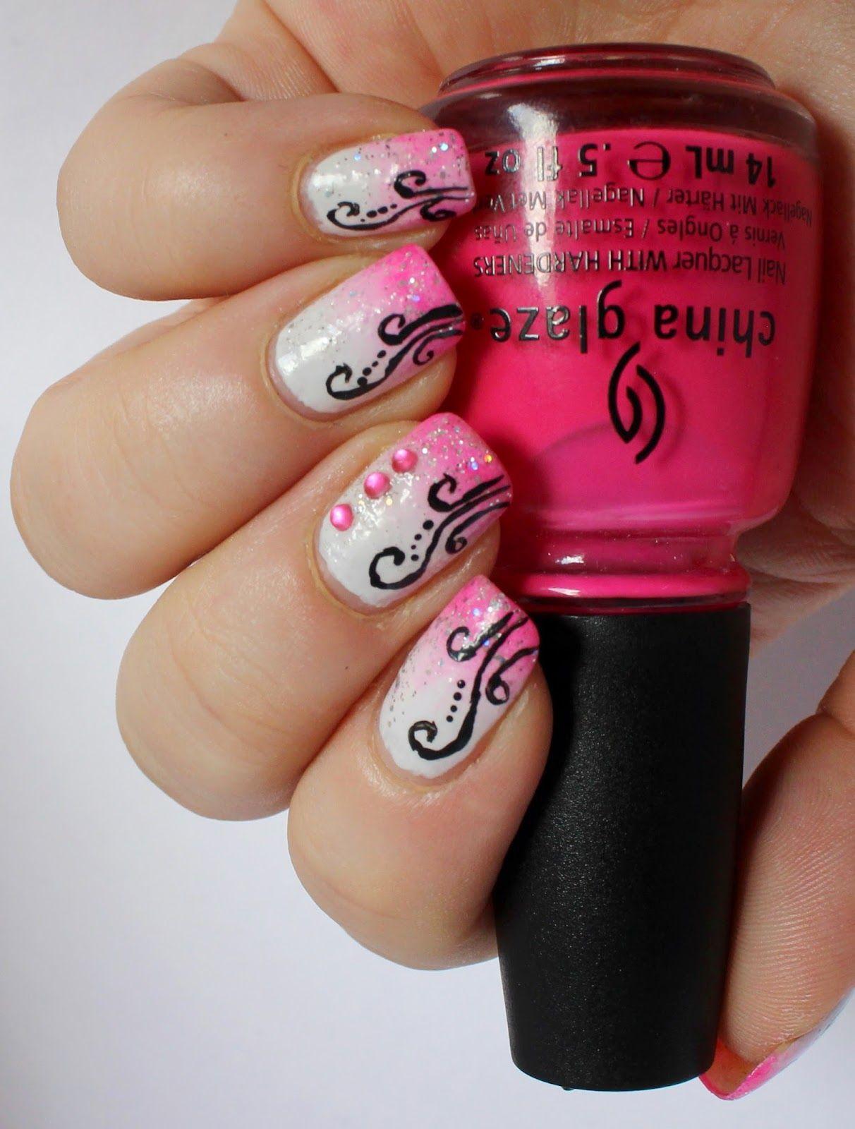 Goodly Nails: Liukuvärjäystä