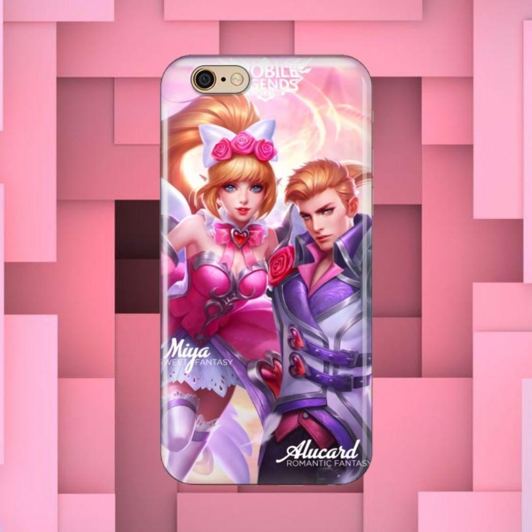 Kuy Lah Para Pecinta Mobile Legends Pakai Case Romantis Dri Mobile Legends Ini Sekarang Juga Tersedia Semuaa Tipe Hp Instagram Posts Case Phone Cases