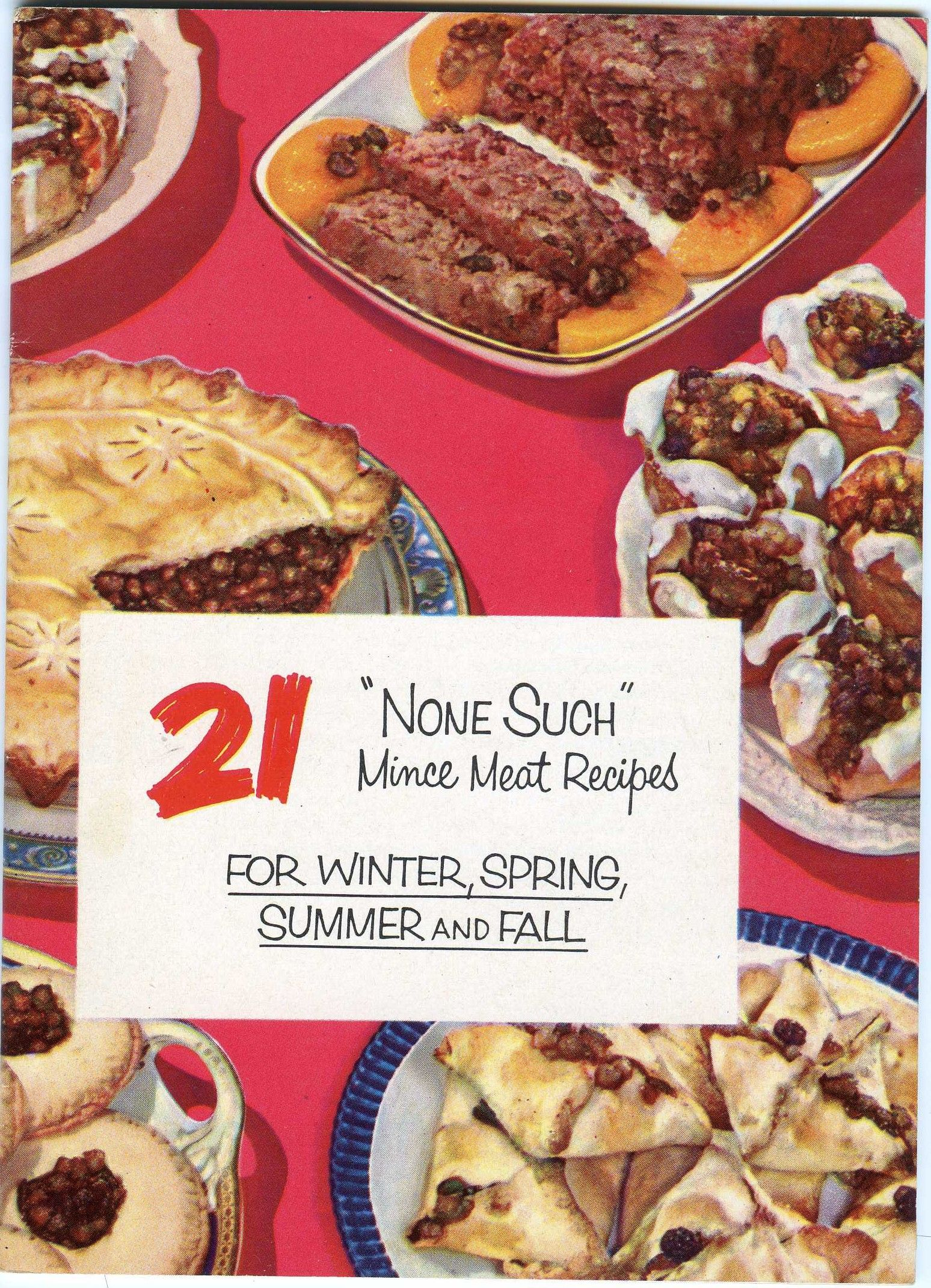 None Such Mincemeat Recipes Easyfood