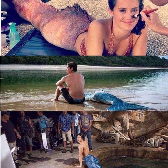 Mako Mermaids - Behind the scenes on Season 2