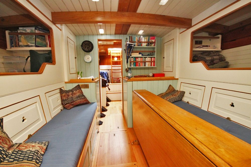 hambly cardiff bristol channel pilot cutter classic driver market yacht pinterest. Black Bedroom Furniture Sets. Home Design Ideas
