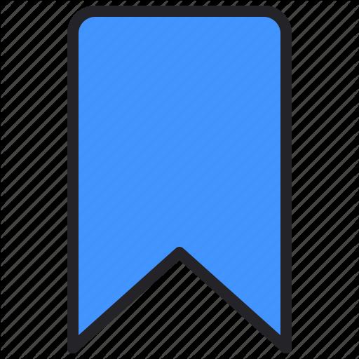 Bookmark Favorite Interface Ribbon Save Icon Download On Iconfinder Icon Interface Bookmark