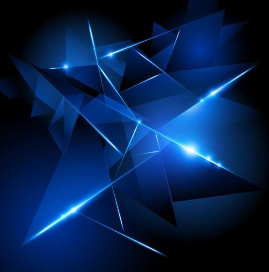 Dark Blue Hi Tech Abstract Background Vector 02 Abstract