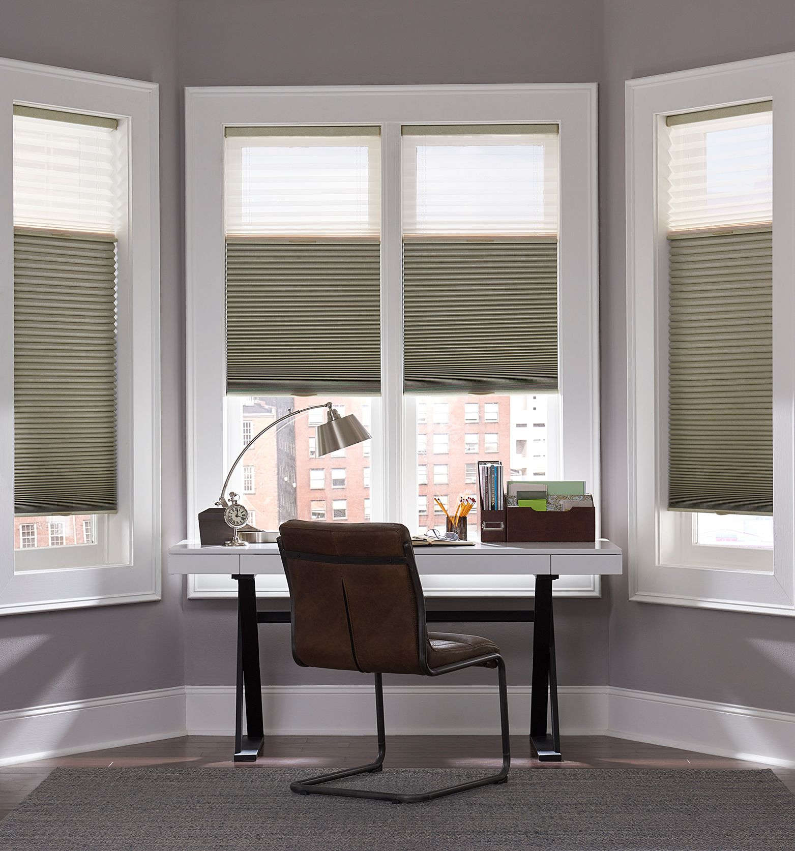 The Ultimate Guide To Blinds For Bay Windows Bay Window Blinds