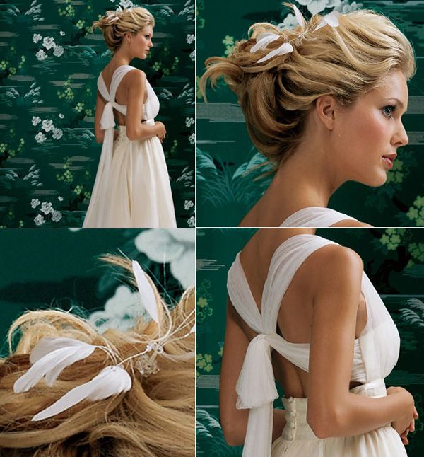Romantic Wedding Hairstyles For 2013