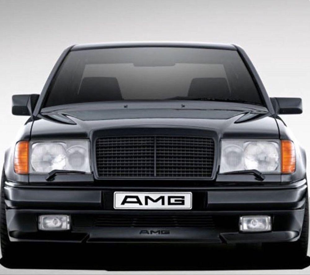Mercedes-Benz 300 C124 CE 6.0L AMG Hammer Coupé