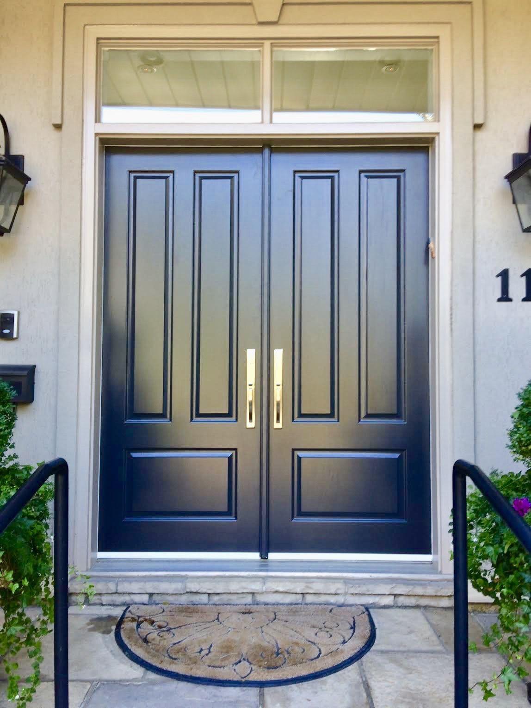 Amberwood Doors Inc: This Is A Very Elegant #Amberwood Custom Solid #mahogany