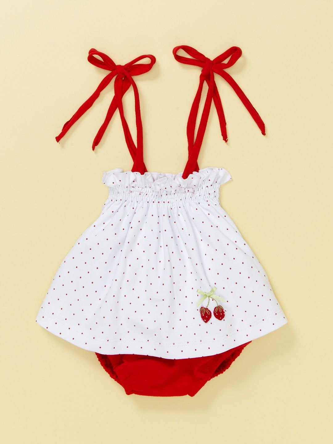 Girls: Polka Dot Tank Set by Victoria Kids at Gilt