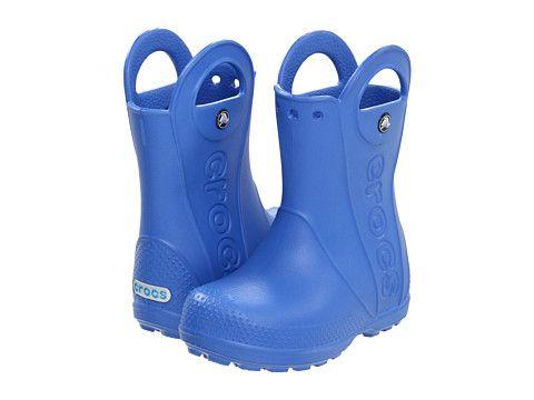 Crocs Kids Handle It Rain Boot (Toddler