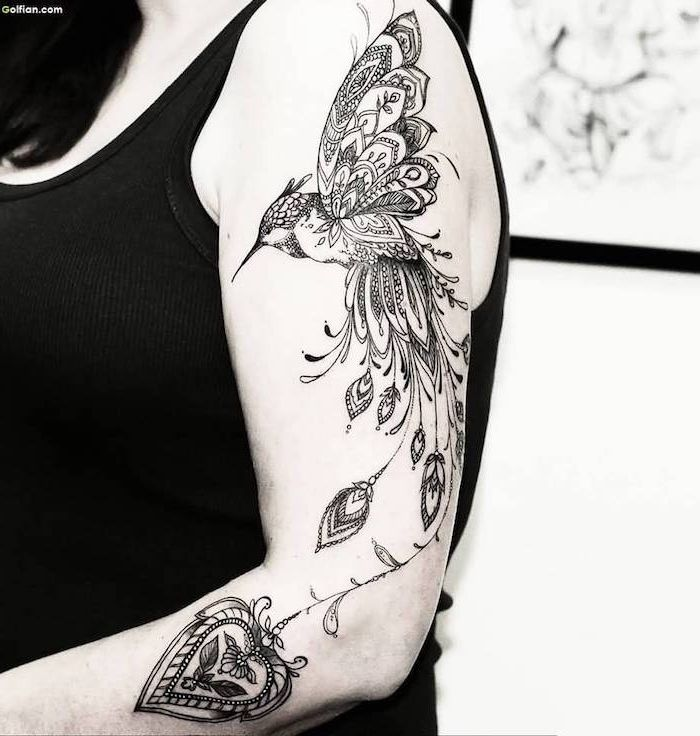 Photo of ▷ 1001 + Ideen und Bilder zum Thema Tattoo Arm