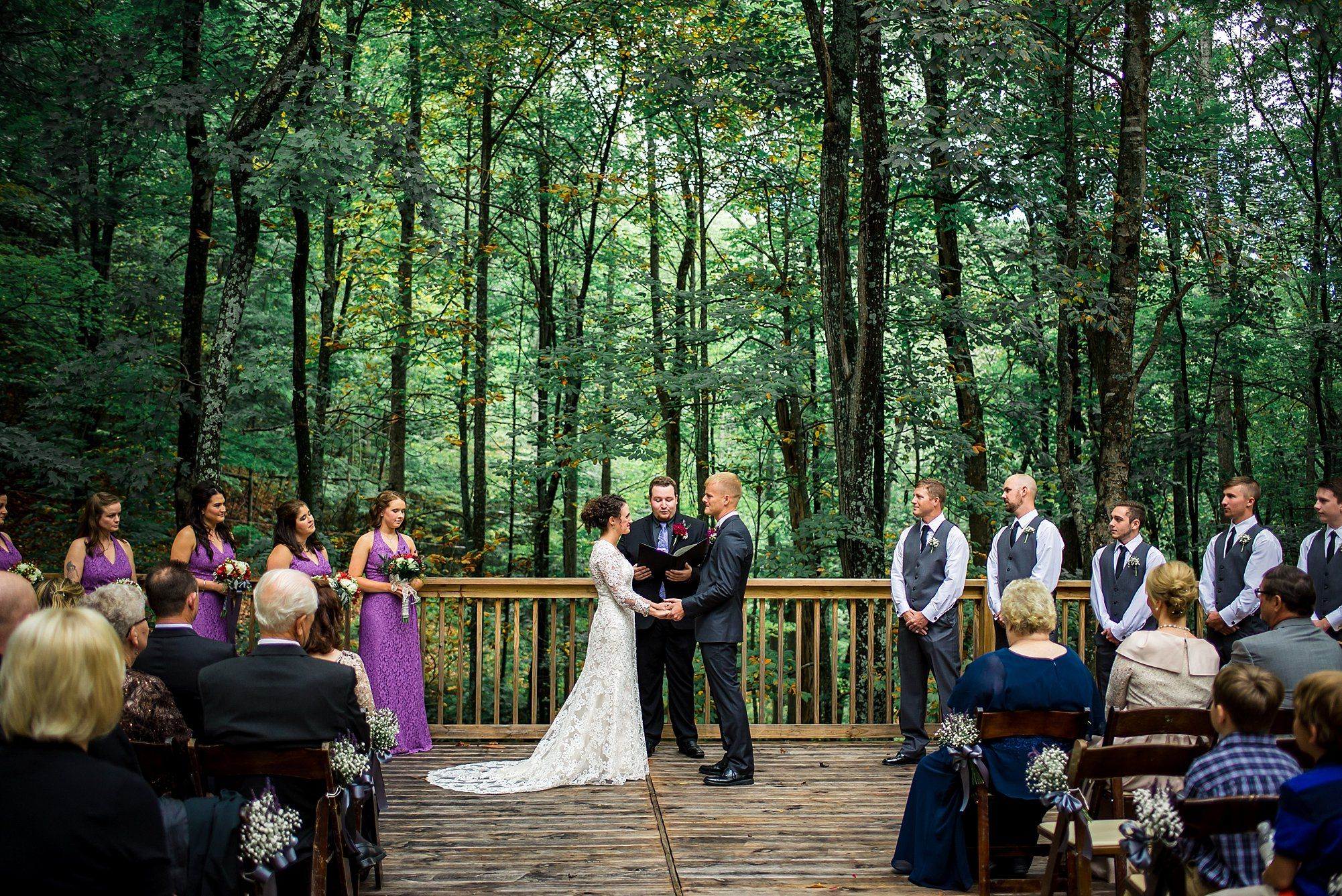 Intimate Smoky Mountain Wedding At Starkeytown Cove