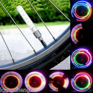 Wheel Lights How Cool With Images Bicycle Wheel Bike