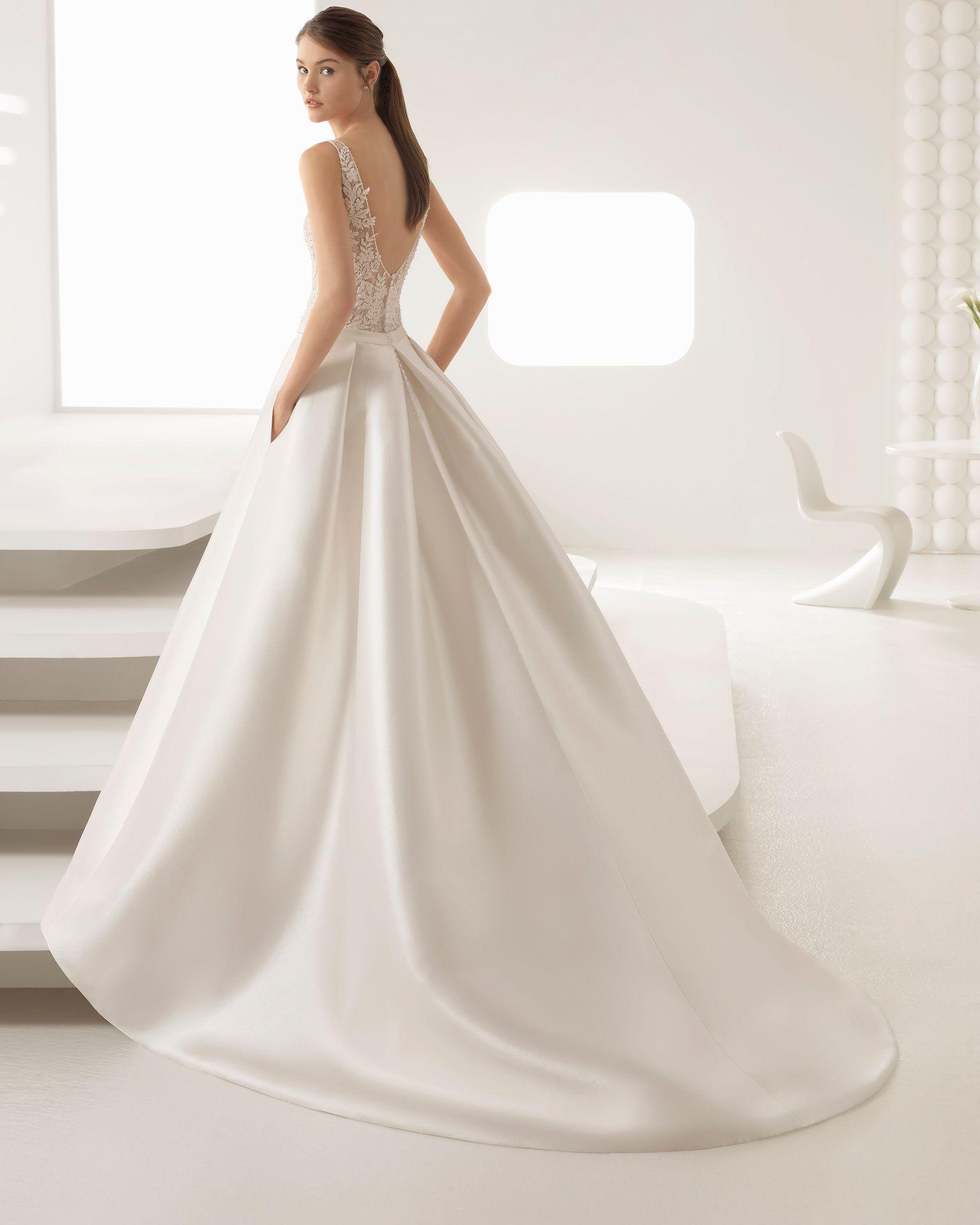 ARMONIA - Hochzeit 2018. Rosa Clará Kollektion | Pinterest ...