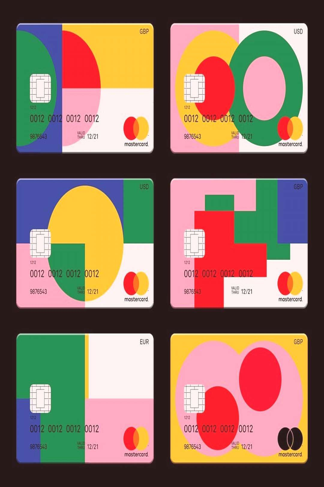 Credit cards designed by Gregory Page You can find Credit card design and more on ou