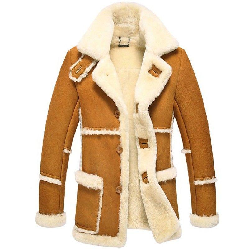 Mens Sheepskin Coat >> Mens Sheepskin Coat Cwmalls Bristol Mens Sheepskin Rancher Coat