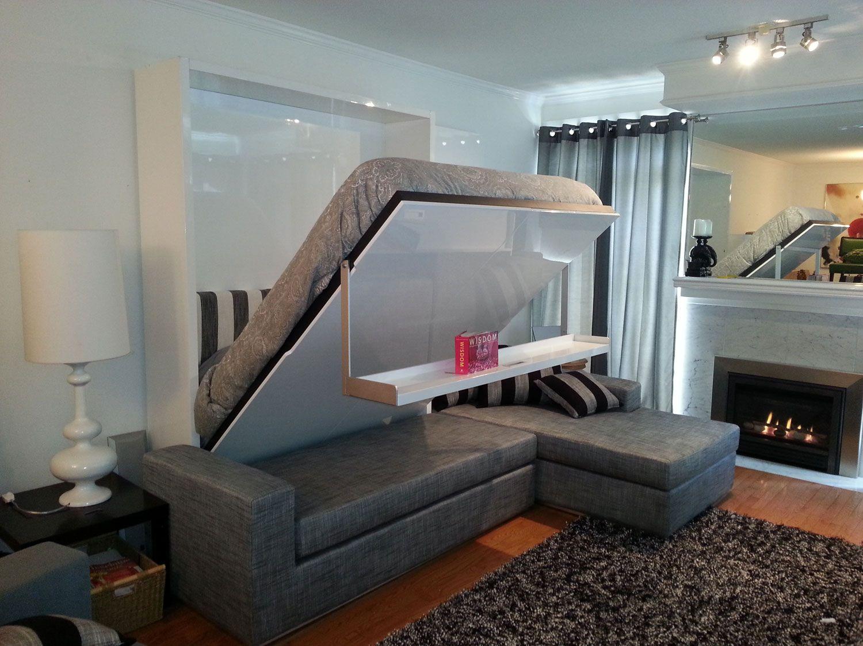 murphy sofa beds folding sleeper hinge assembly set murphysofa smart furniture wall transformable